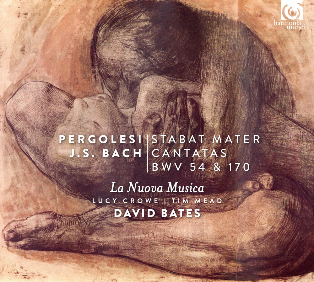 Pergolesi, J. S. Bach - Stabat Mater en Cantates