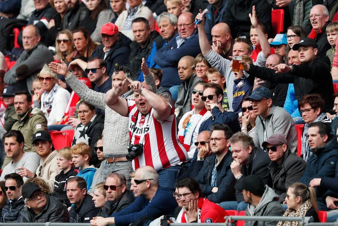 PSV-supporters kunnen deze week geen training van de A-selectie bijwonen.