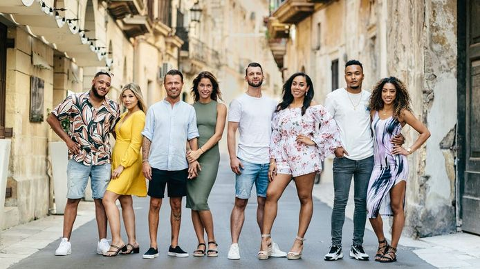 De koppels van Temptation Island: Love or Leave