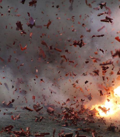 Nuenen noteert 3100 euro aan schade door vuurwerk