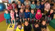 Klim-Op Bavegem verwelkomt drie nieuwe peuters