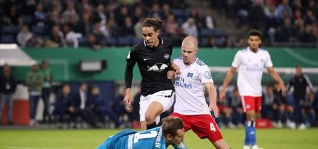 Van Drongelen loopt met Hamburger SV Duitse bekerfinale mis