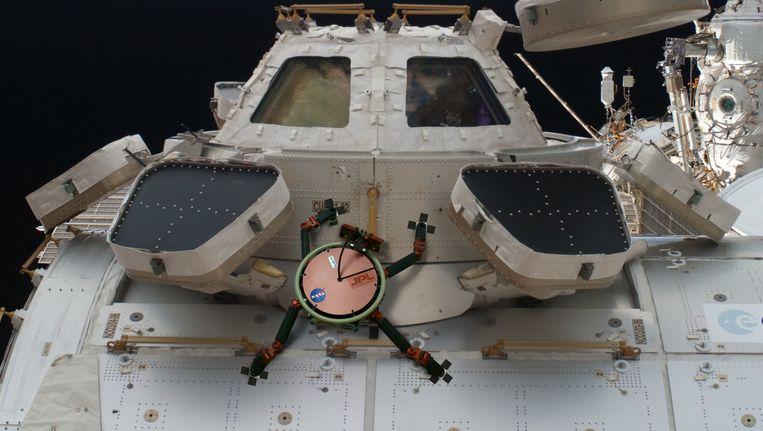 Artist's impression Beeld NASA/JPL-Caltech