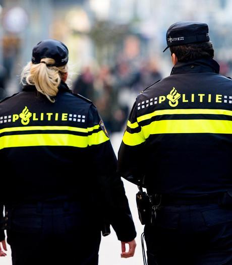 Agenten tegen hoofd geslagen tijdens carnavalsnacht in Breda