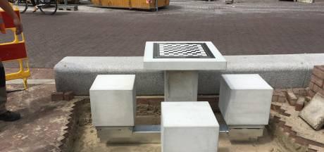 Potje schaken in het centrum van Doetinchem? het kan hier