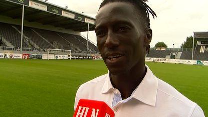 VIDEO: Onze videoman zoekt Mbaye Leye op in de Oostkantons. Spreekt de Senegalees al Duits?