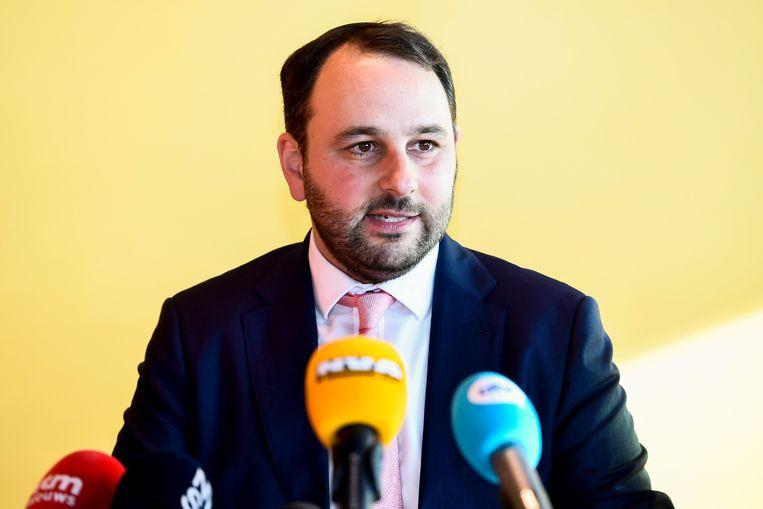 N-VA-Kamerlid Michael Freilich