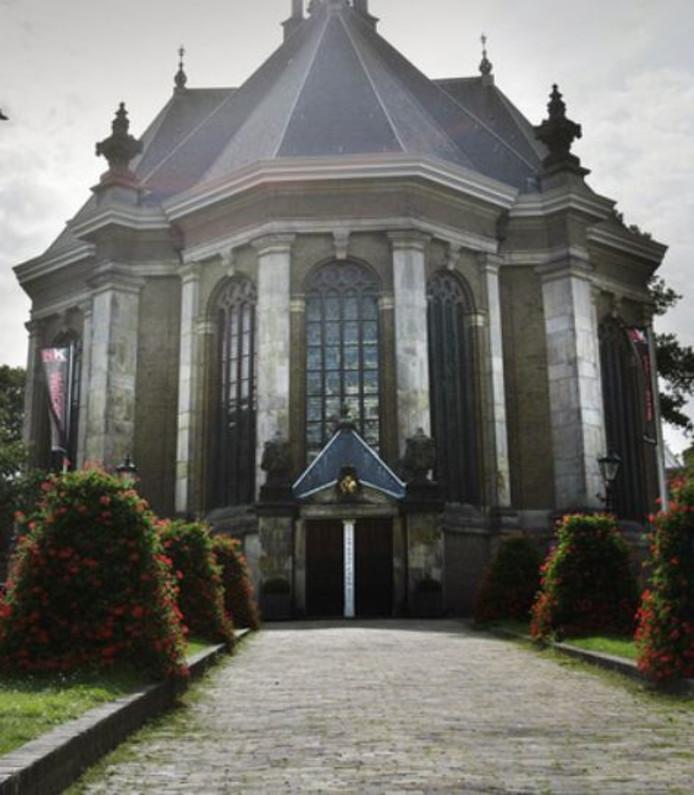 De Nieuwe Kerk aan het Spui in Den Haag.