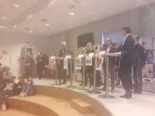 Kandidaat-Kamerleden in debat op Montessori College