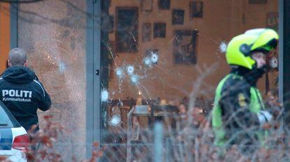 Aanslag Kopenhagen: politie houdt klopjacht op één dader