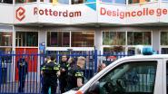 16-jarig meisje komt om bij schietpartij bij school in Rotterdam, 31-jarige verdachte opgepakt