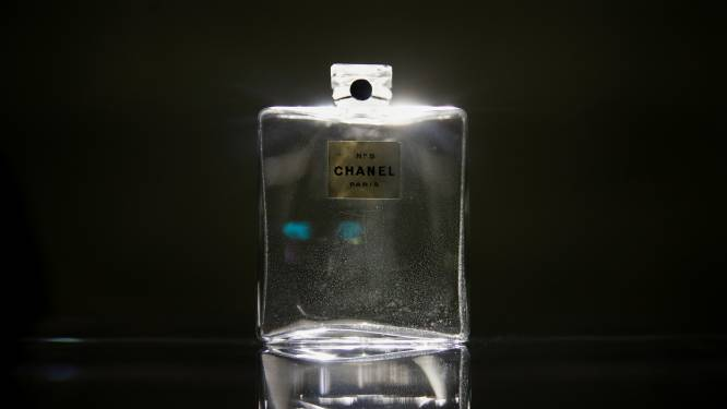 Inbrekers stelen parfum