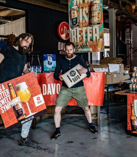 Deventer brouwerij Davo opent proeflokaal in de binnenstad van Zwolle