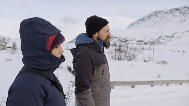 ...met Frances Lefebure naar Noorwegen