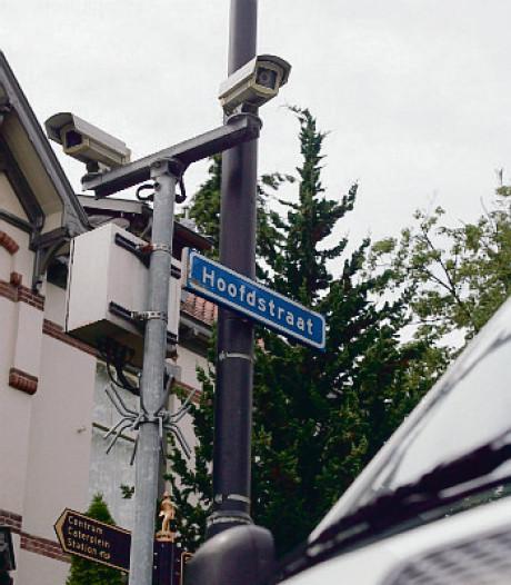 Verouderde camera's in uitgaansgebied Apeldoorn worden pas na de zomer vervangen