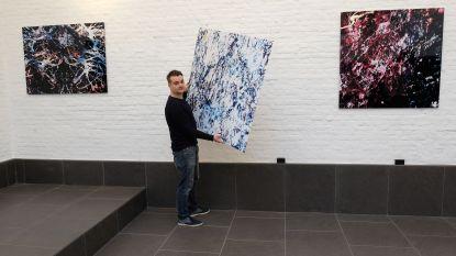 Neef van wijlen Jan Hoet stelt na 10 jaar van verfijnen eigen werk voor