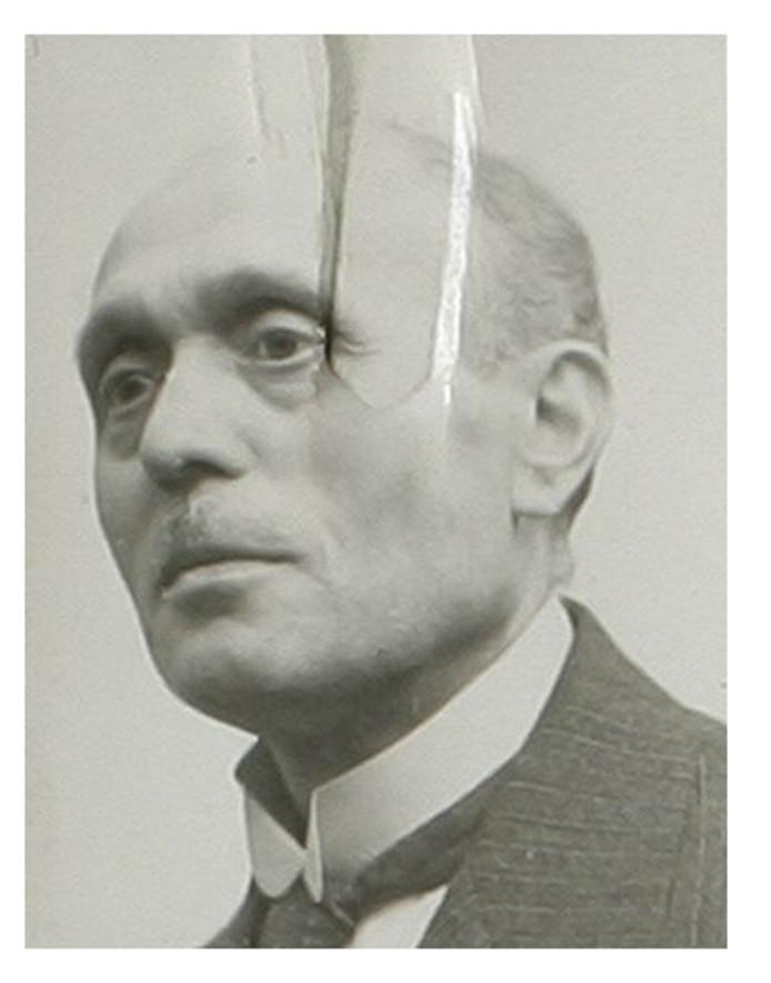 Vermoedelijk Frans Vincent, de schrijver van het oorlogsdagboek