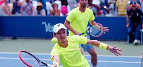Koolhof en Middelkoop niet in hoofdtoernooi ATP Dubai