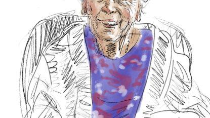 """Tekenaar Joris Vermassen (56) portretteert bewoners WZC Meredal: """"Het portret van mijn moeder was het moeilijkst"""""""