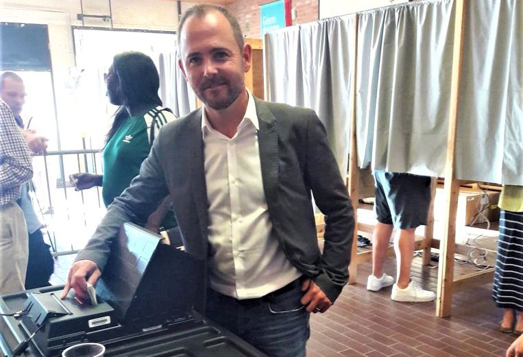 Schepen David Dessers (Groen) ontkent dat zijn partij een bocht maakt nu er gezocht zal worden naar een alternatief voor de Bruulparking.