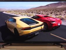Je betaalt 17.000 euro voor deze tv, maar daar krijg je wel 33 miljoen pixels voor terug