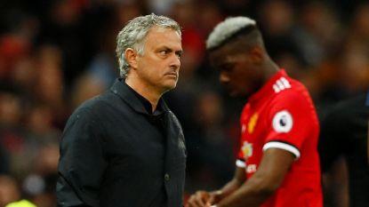 """Pogba heeft """"geen probleem"""" met Mourinho: """"Als ik naar iedereen zou luisteren, dan zou ik overal gaan spelen"""""""