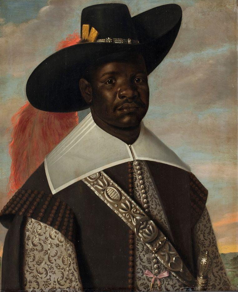 Jasper of Jeronimus Beckx, Portret van Dom Miguel de Castro (1643). Beeld Statens Museum for Kunst