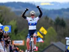 Olympisch kampioene aan de start in Bornerbroek