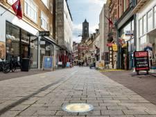 Harde coronaklappen voor Arnhemse binnenstad door overmaat aan horeca en kledingzaken