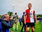 Feyenoord verwerkt verlies achter gesloten deuren