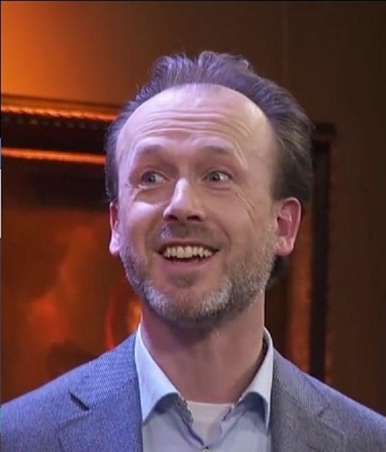 Sander Paarlberg, conservator Dordrechts Museum Beeld YouTube