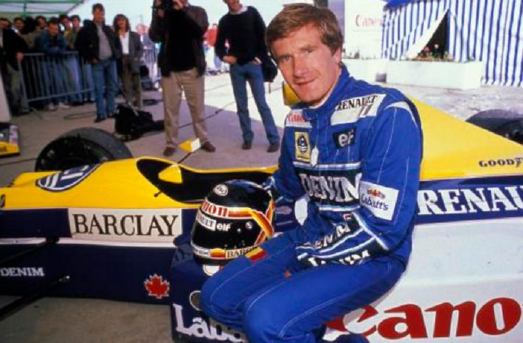 Thierry Boutsen.