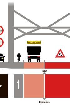 Verkeersellende rond Nijmegen verwacht door werk aan Waalbrug, wat doe jij?
