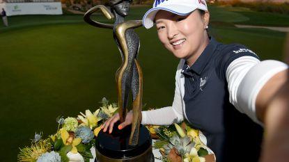 Zuid-Koreaanse Ko blijft zussen Korda voor op Founders Cup golf