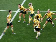 Australië na comeback te sterk voor Brazilië