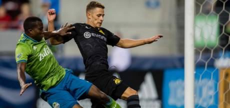 Thorgan Hazard effectue ses débuts avec Dortmund, De Bruyne gagne largement