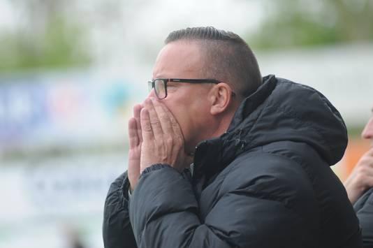 Edwin Grünholz (coach Westlandia (zo).
