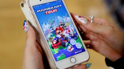 Mario Kart eindelijk speelbaar op iOS en Android (maar niet in ons land)