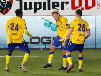 Wat een jaareinde voor STVV dat dankzij 1-0-zege tegen Beerschot opmars verder zet met 9 op 9