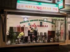 Gemaskerde overvaller verjaagd uit restaurant, politie op zoek