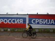 Kinderen getraind in wapengebruik: Servisch-Russisch jeugdkamp gesloten