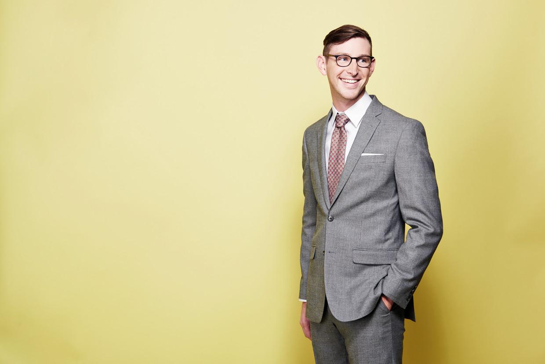 Daniel Houghton is geen CEO meer, maar boer in opleiding in Tennessee. Beeld Contour by Getty Images