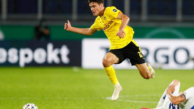 """Hannes Wolf ontleedt Borussia Dortmund: """"Een jonge ploeg die heel gemakkelijk tot kansen komt"""""""