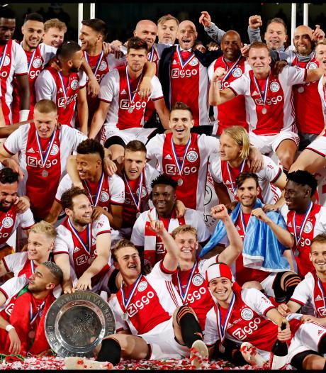 Ajax en PSV beginnen met uitduel, eerste topper in speelronde 7