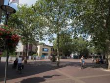 Plan voor tijdelijk terras op Raadhuisplein van de baan: 'Risico te groot'
