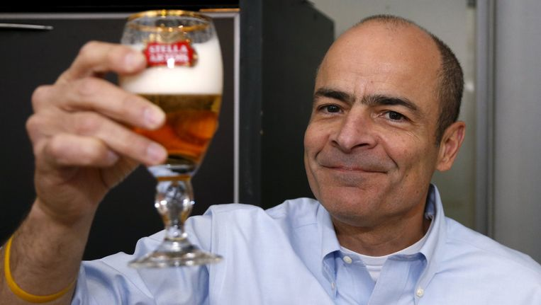 Carlos Brito, topman bij AB InBev.