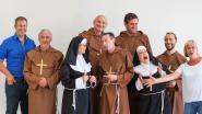Extra voorstelling Condominus Vobiscum : 1400 tickets de deur uit.