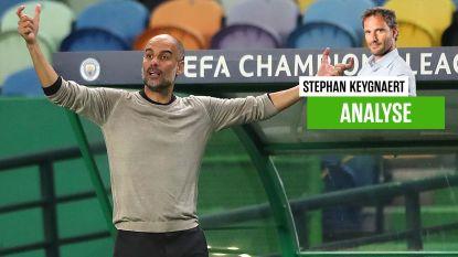 """Onze chef voetbal ziet in Lissabon hoe Guardiola voor het zevende jaar op rij niet in de finale geraakt: """"Er is maar één tuveneir"""""""