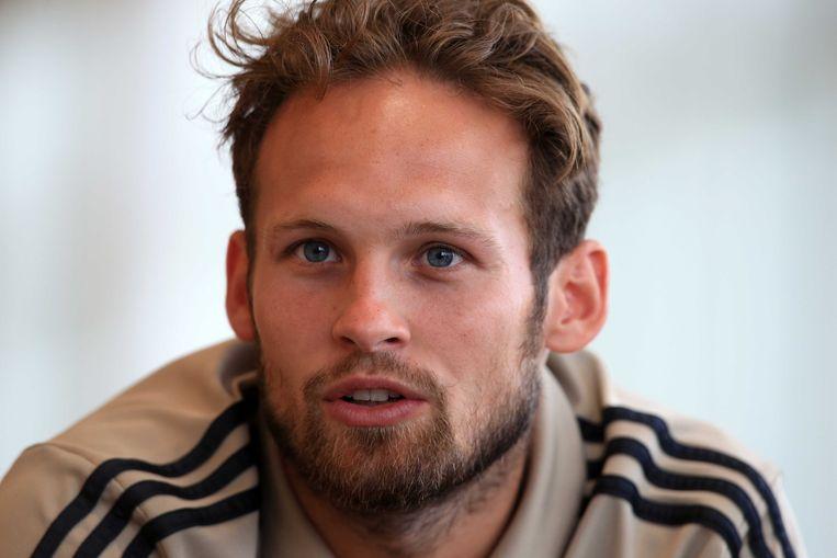 Ajax betaalde 16 miljoen euro voor de terugkeer van Daley Blind.