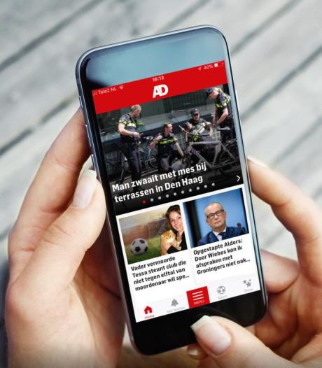 AD-app wint Dutch App Award
